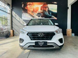 Hyundai Creta 1.6 Attitude Branco 2018