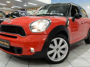 Mini Cooper 1.6 S Clubman Vermelho 2011