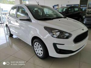 Ford KA 1.0 SE 12V Branco 2021