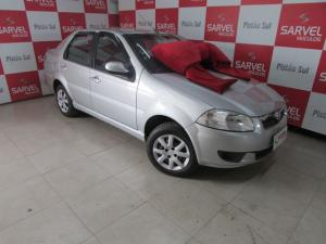 FIAT SIENA 1.0 EL CELEBRATION 8V Prata 2014