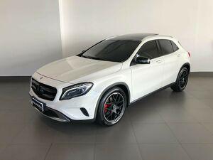 Mercedes-benz GLA 200 1.6 CGI Vision Branco 2015