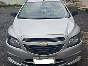Chevrolet Onix 1.0 Joy 8V Prata 2019
