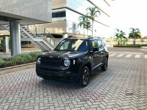 Jeep Renegade 1.8 STD Preto 2021