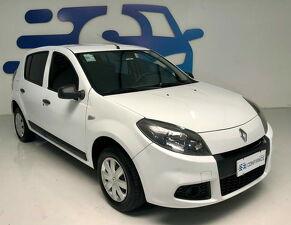 Renault Sandero 1.0 Authentique Branco 2014