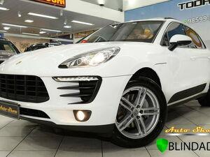 Porsche Macan 2.0 16V Branco 2018