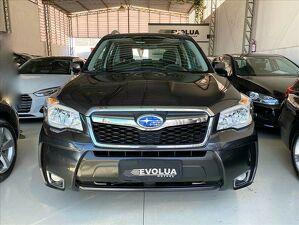 Subaru Forester 2.0 XT 4X4 Cinza 2016