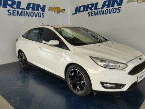 Ford Focus 2.0 Branco 2019