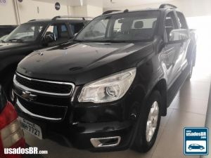 CHEVROLET S10 2.8 LTZ 16V TURBO Preto 2014