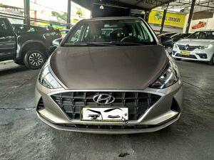 Hyundai HB20 1.0 12V Sense Prata 2020