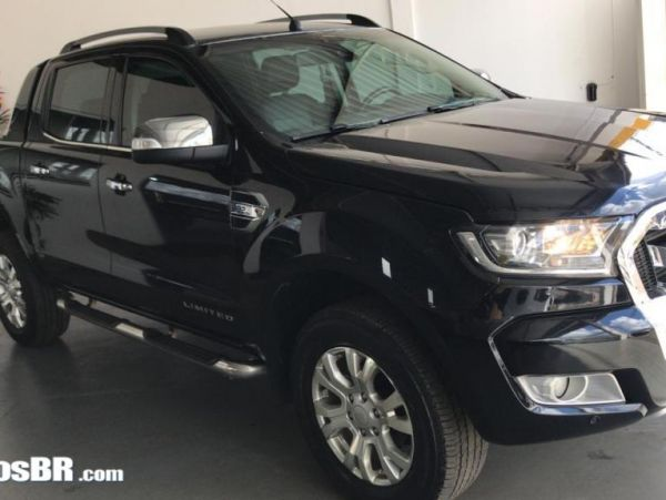 FORD RANGER 3.2 LIMITED 20V Preto 2017