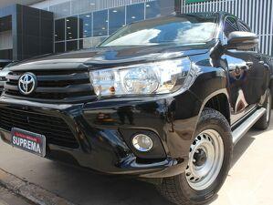 Toyota Hilux 2.8 Preto 2019