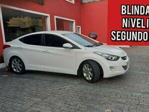 Hyundai Elantra 1.8 GLS Branco 2012