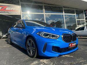 BMW M135i 2.0 Turbo Xdrive Azul 2020