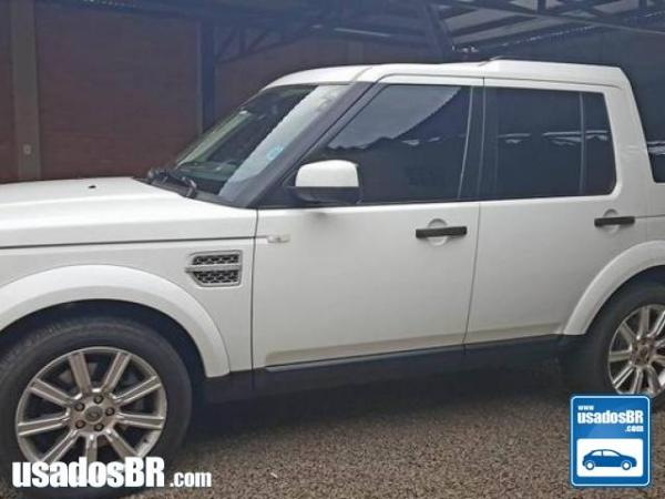 LAND ROVER DISCOVERY 4 3.0 HSE V6 Branco 2013