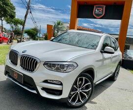 BMW X3 3.0 Sport Branco 2019