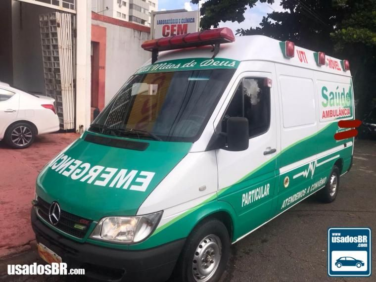 MERCEDES-BENZ SPRINTER  2.2 311 FURGÃO