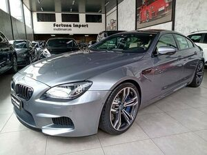 BMW M6 4.4 Gran V8 Cinza 2014