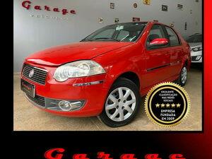 Fiat Siena 1.4 ELX 8V Vermelho 2010