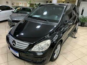 Mercedes-benz B 200 2.0 8V Preto 2007