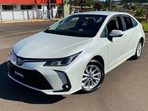 Toyota Corolla 2.0 GLI Branco 2021