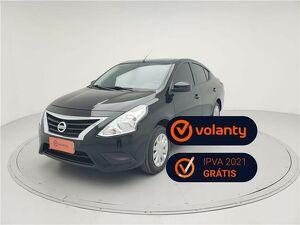 Nissan Versa 1.0 12V Preto 2019