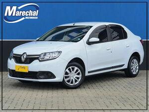 Renault Logan 1.0 Expression Branco 2014