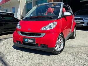 Smart Fortwo 1.0 Cabrio 12V Vermelho 2009