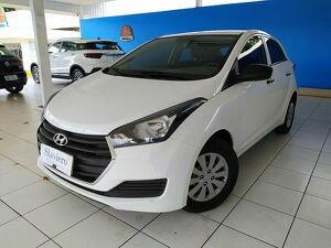 Hyundai HB20 1.0 Comfort Branco 2018