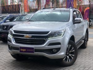 CHEVROLET S10 2.8 LTZ 16V TURBO Prata 2020