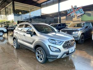 Ford Ecosport 2.0 Direct Storm 4WD Prata 2020