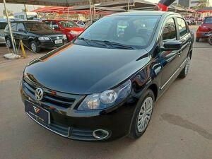 Volkswagen Voyage 1.6 Preto 2010