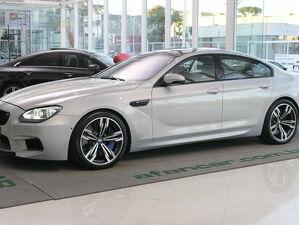 BMW M6 4.4 Gran V8 Branco 2014