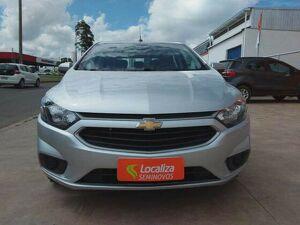 Chevrolet Onix 1.0 LT 8V Prata 2019