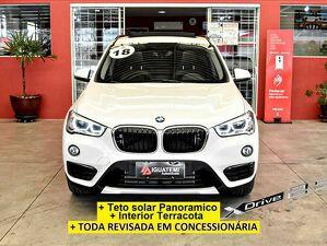 BMW X1 2.0 25I Sport Xdrive Turbo Branco 2018
