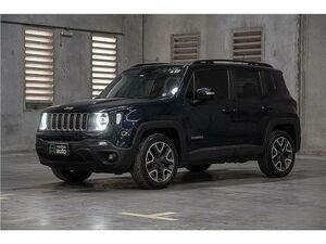 Jeep Renegade 1.8 Longitude Azul 2020
