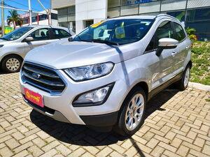 Ford Ecosport 2.0 Titanium Plus 16V Prata 2019