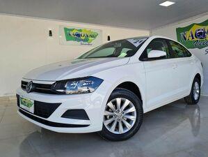 Volkswagen Virtus 1.6 MSI Branco 2021