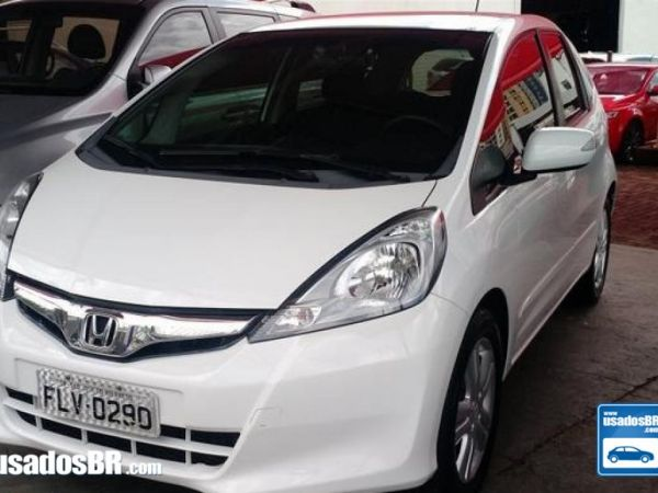 Foto do veiculo HONDA FIT 1.5 EX Branco 2014