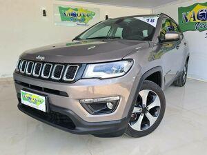 Jeep Compass 2.0 Longitude Cinza 2018