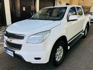 Chevrolet S10 2.4 LT 8V Branco 2013