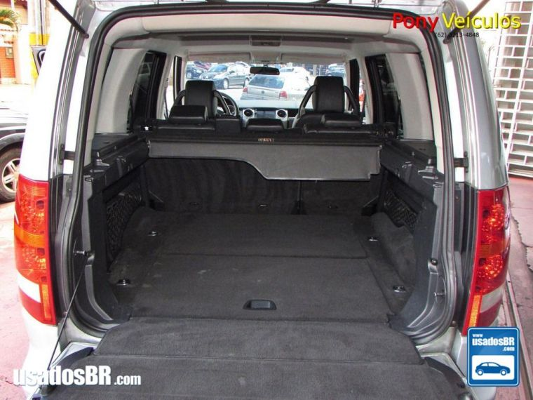 LAND ROVER DISCOVERY 3 2.7 S TURBO V6