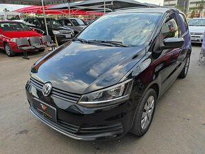 Volkswagen Fox 1.0 Trendline Preto 2015