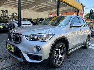 BMW X1 2.0 20I X-line Sdrive Turbo Prata 2019