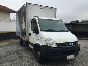 Iveco Daily 35S14 Chassi Branco 2015
