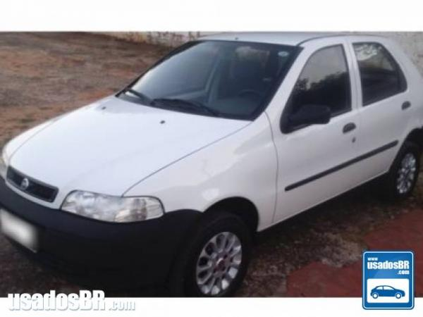 Foto do veiculo FIAT PALIO 1.0 FIRE 8V Branco 2003