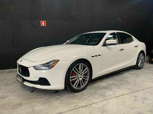 Maserati Ghibli 3.0 S Q4 V6 Branco 2014