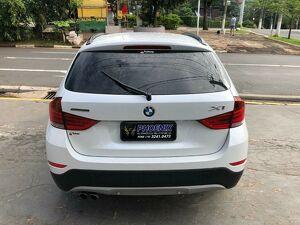 BMW X1 2.0 S20I Activeflex Branco 2015