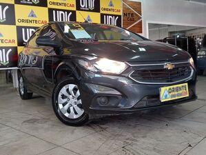 Chevrolet Onix 1.0 LT 12V Cinza 2019
