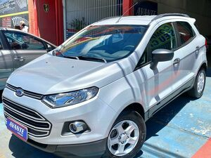 Ford Ecosport 1.6 Freestyle Prata 2014