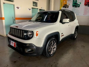 Jeep Renegade 1.8 75 Anos Branco 2016